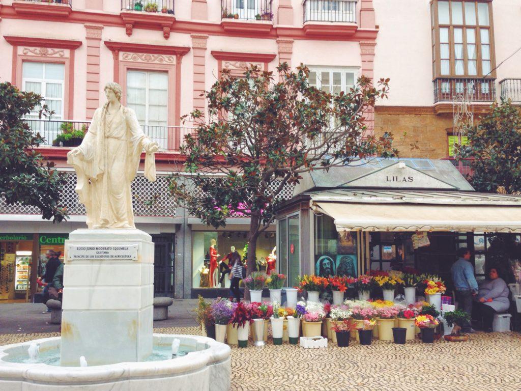 La piazza dei fiori (ogni città dovrebbe avere una piazza dei fiori)