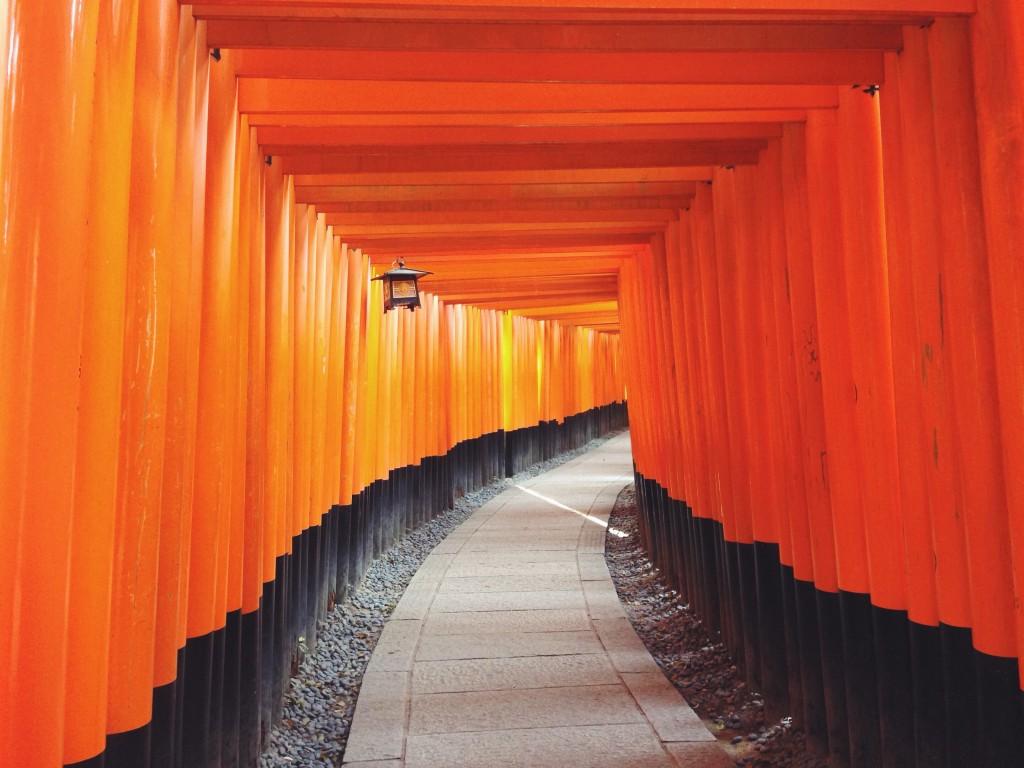 Il meraviglioso Santuario di Fushimi Inari-taisha