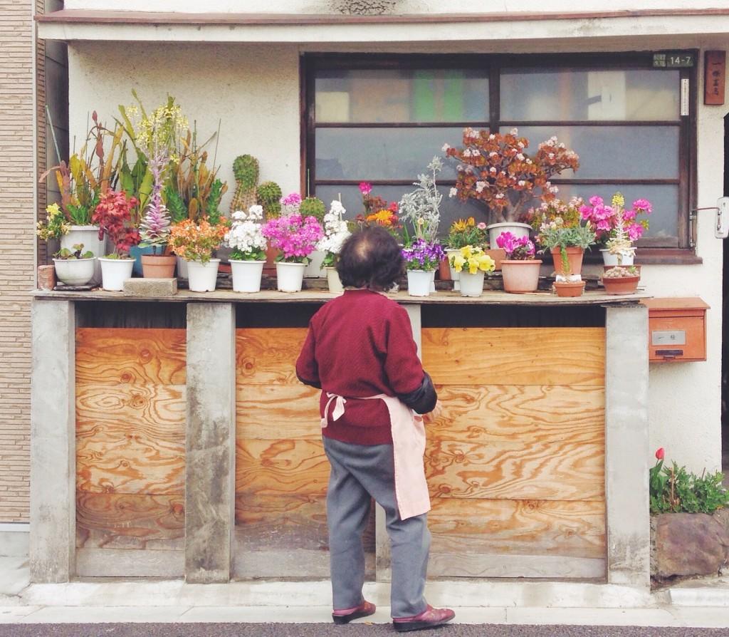Yanaka Ginza, una stradina della Tokyo di una volta