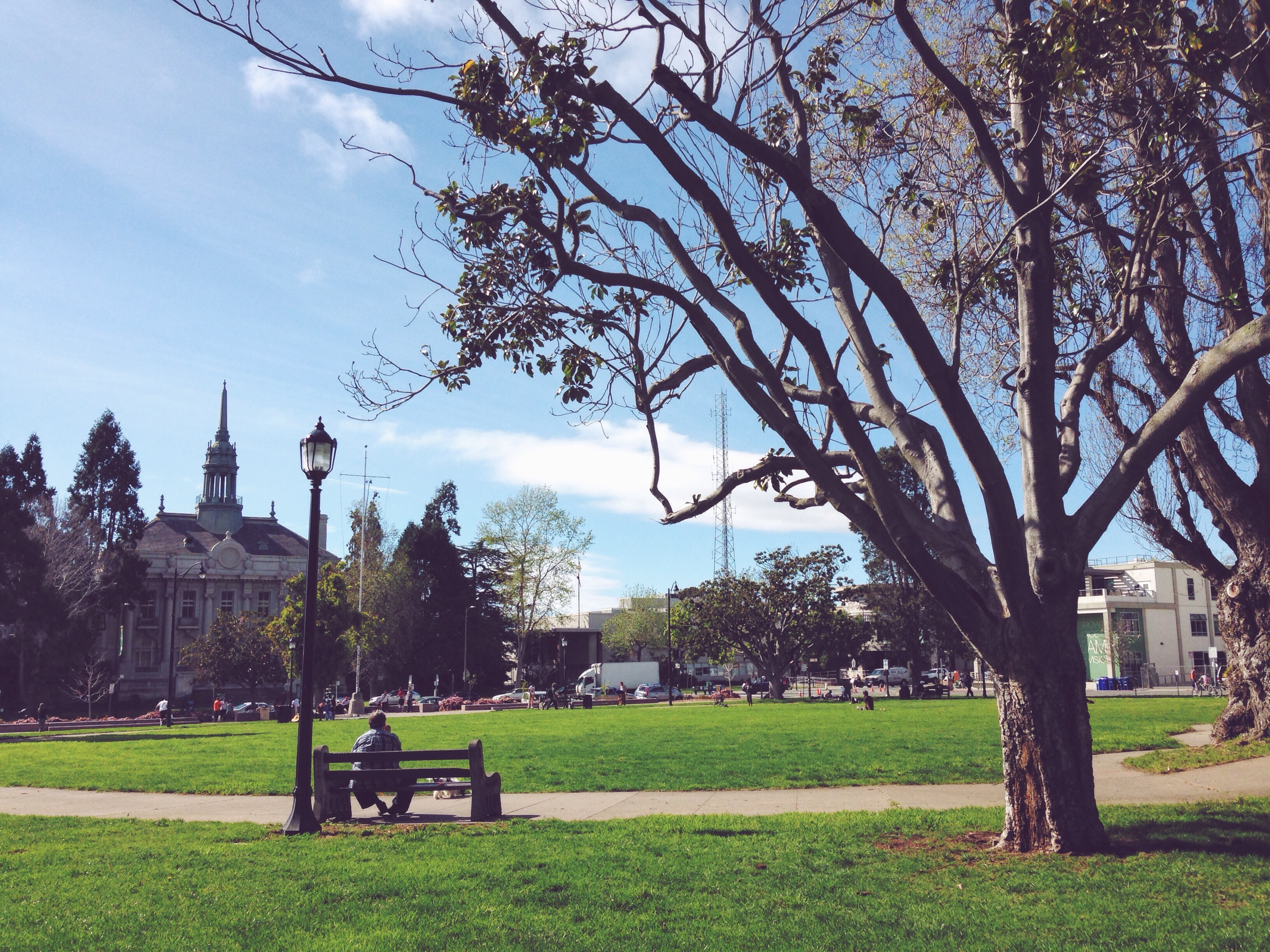 Berkeley, a mezz'ora da San Francisco