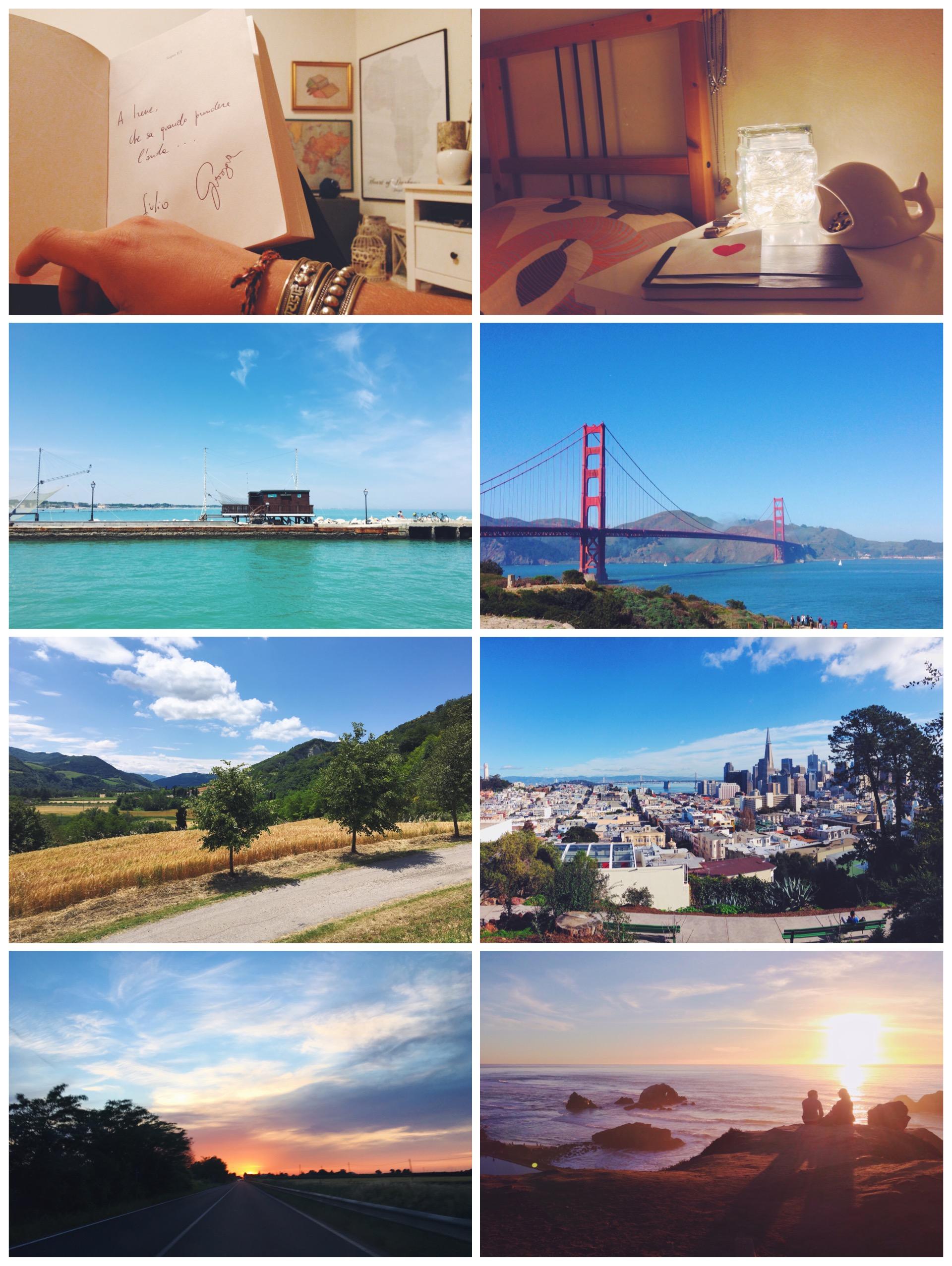 Dalla Romagna a San Francisco