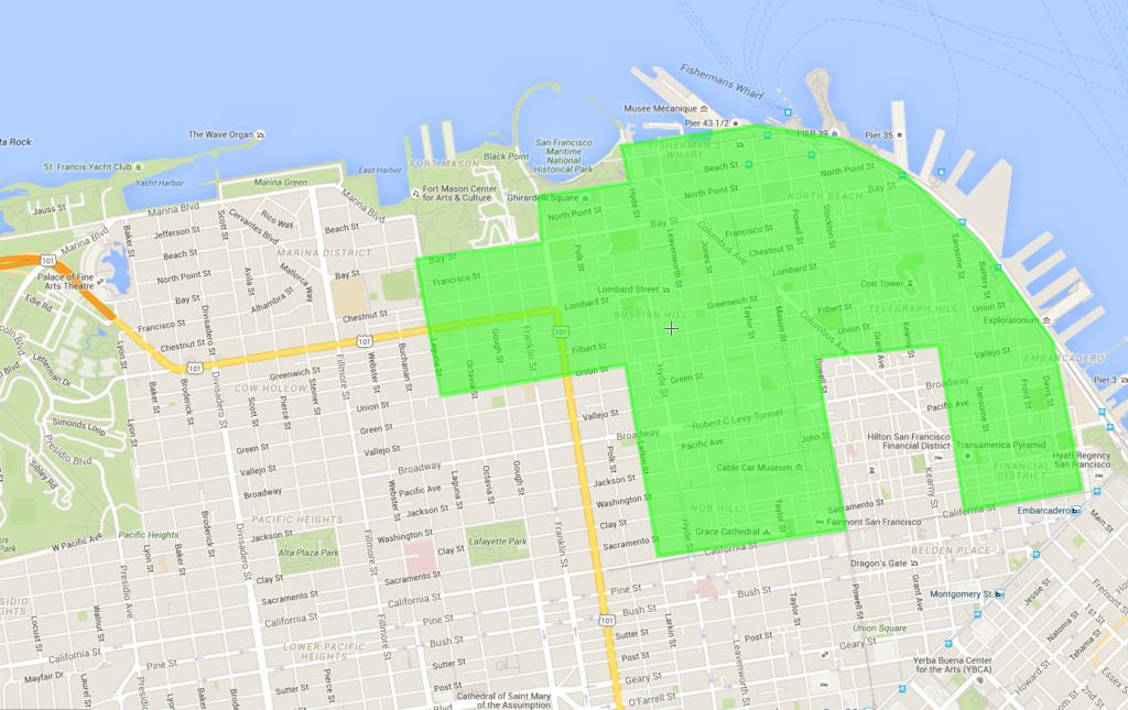 Dove dormire a San Francisco - le zone migliori e più sicure