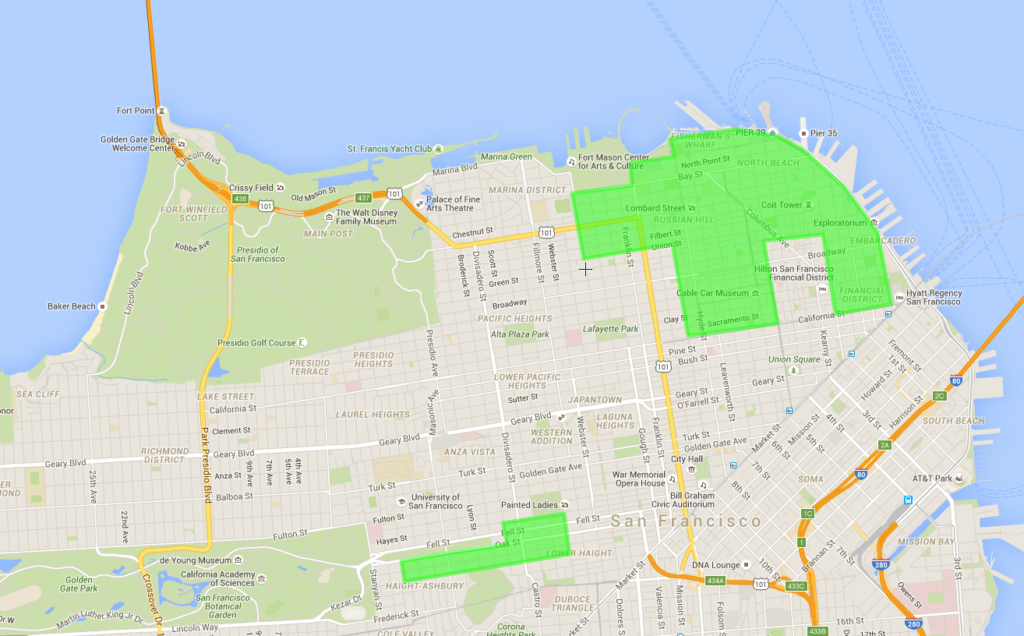 Dove dormire e in quali quartieri a San Francisco - le zone migliori e più sicure
