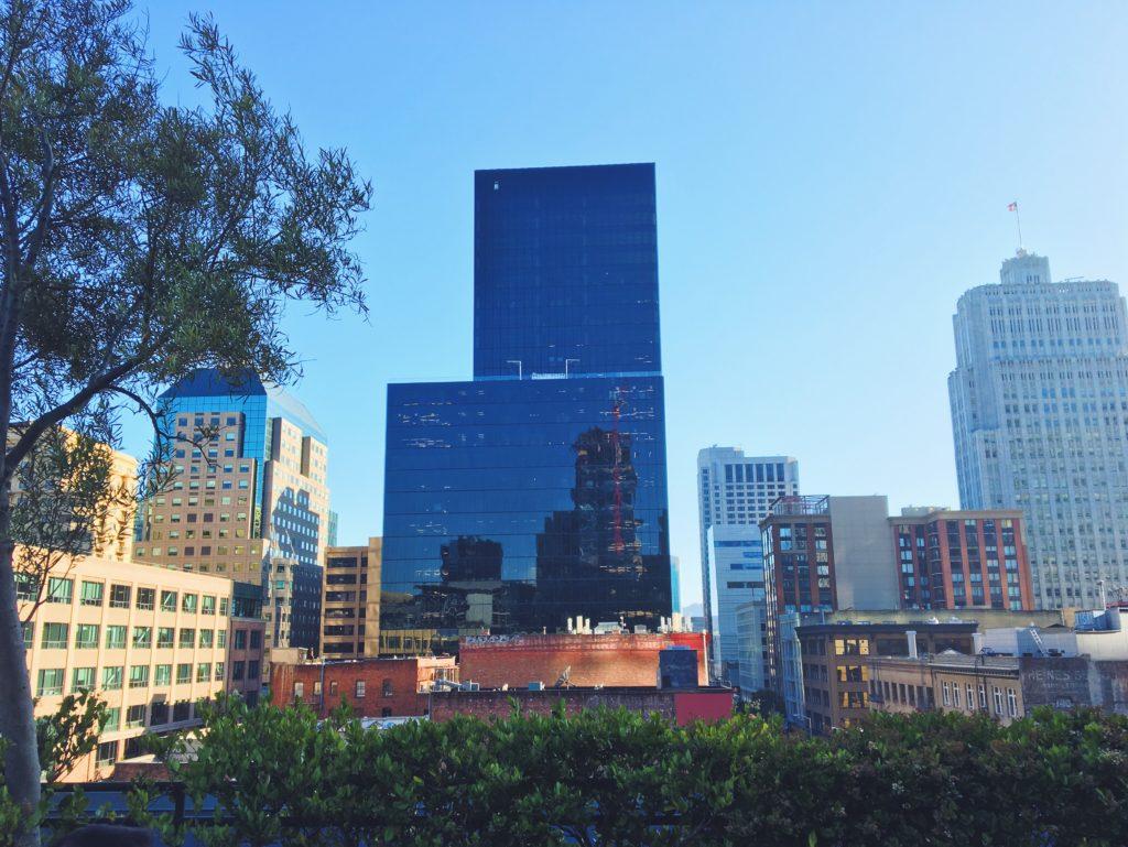 I rooftop di San Francisco