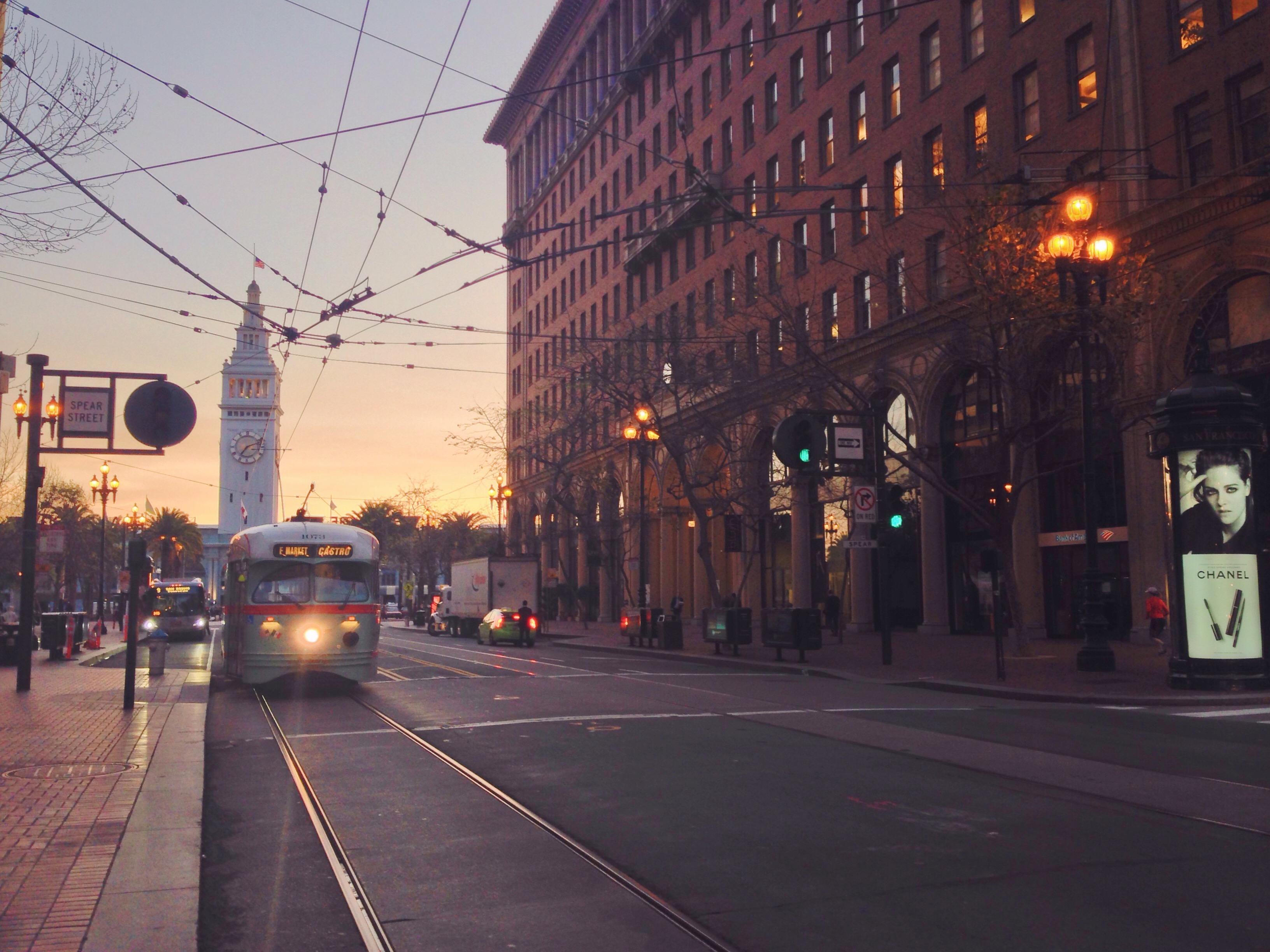 La mattina a San Francisco