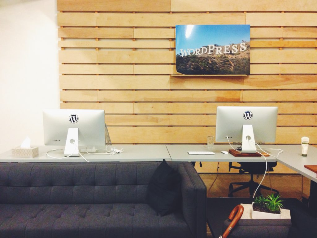 La sede di Automattic - WordPress a San Francisco