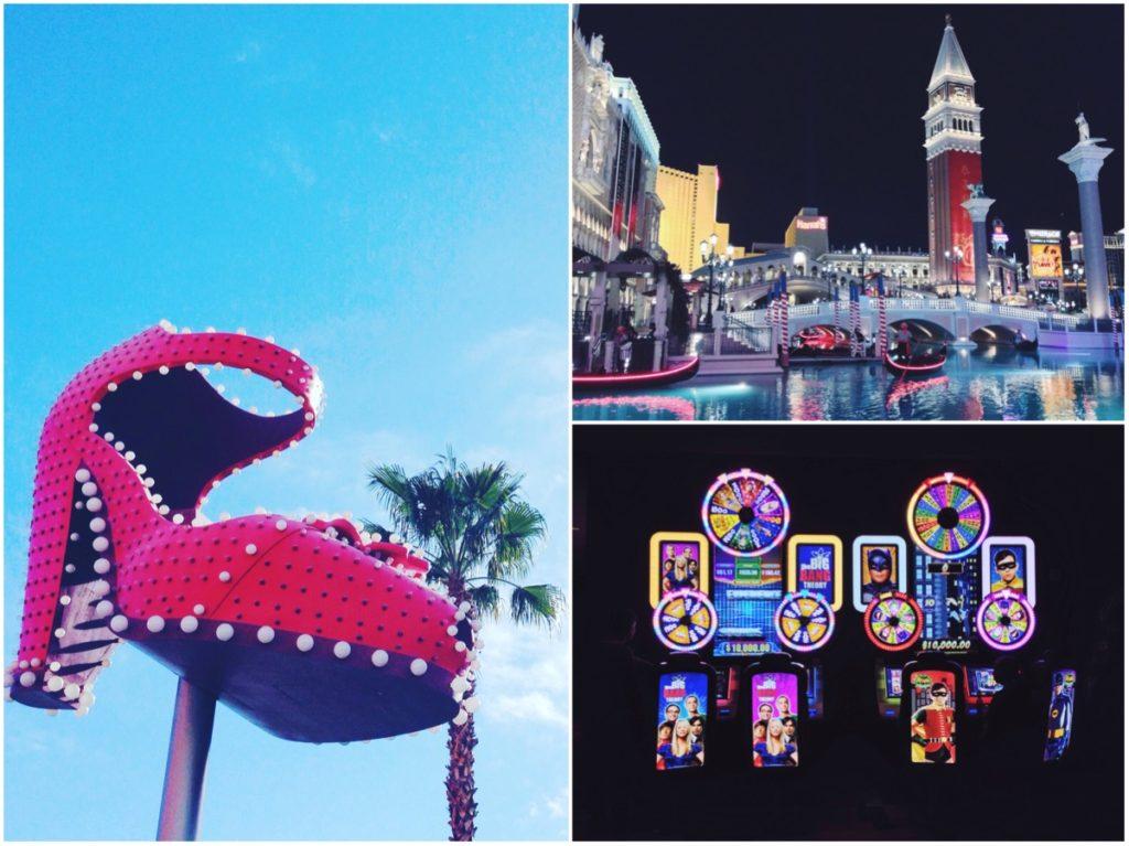 Las Vegas per due giorni