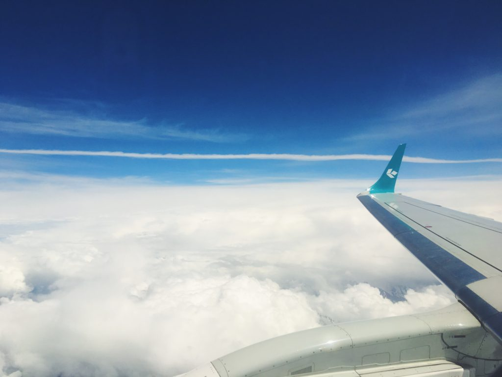 Volare a San Francisco dall'Italia