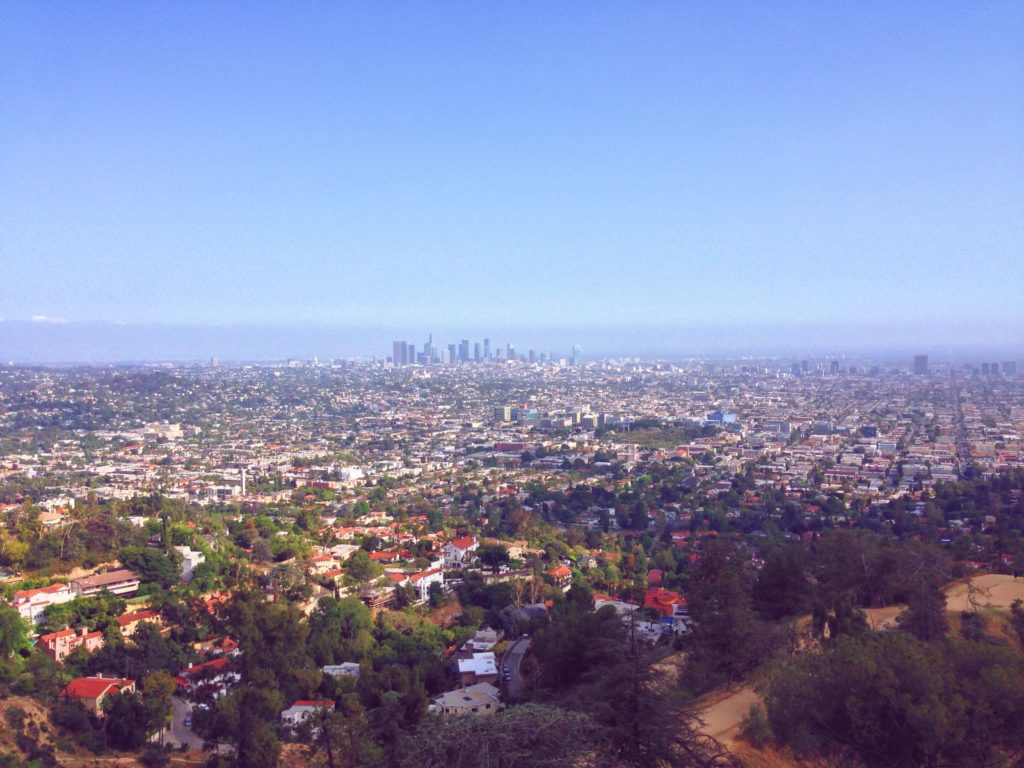l'immensità di Los Angeles