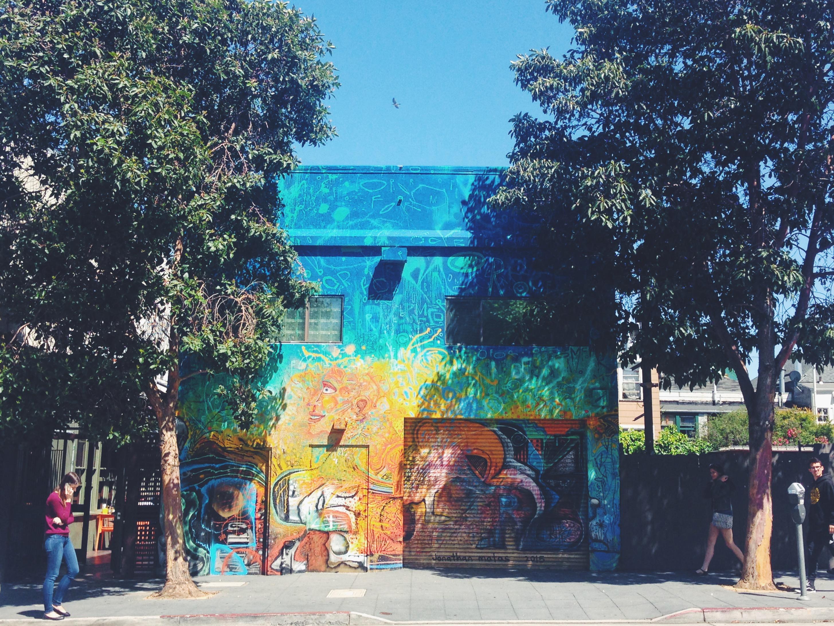I murales di Mission a San Francisco