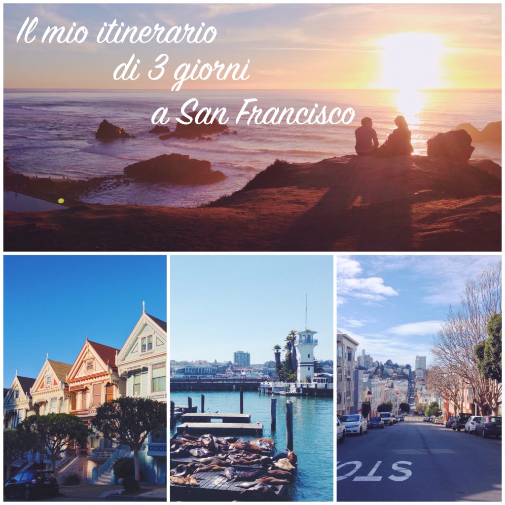 Il mio itinerario di tre giorni a San Francisco