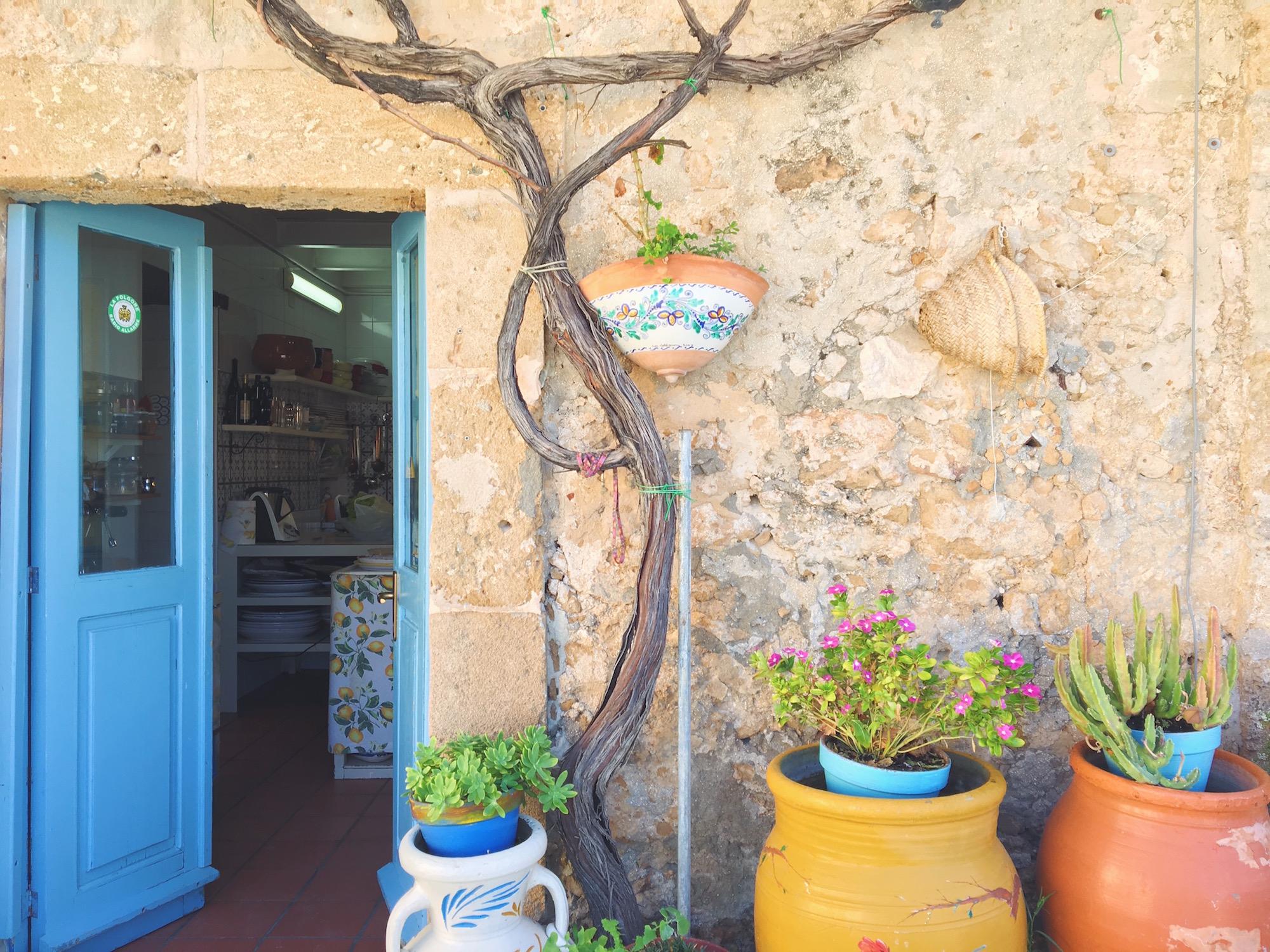 Alcune tonalità di colori esistono solo in Sicilia