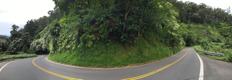 Road to Hana a Maui - 250km di natura