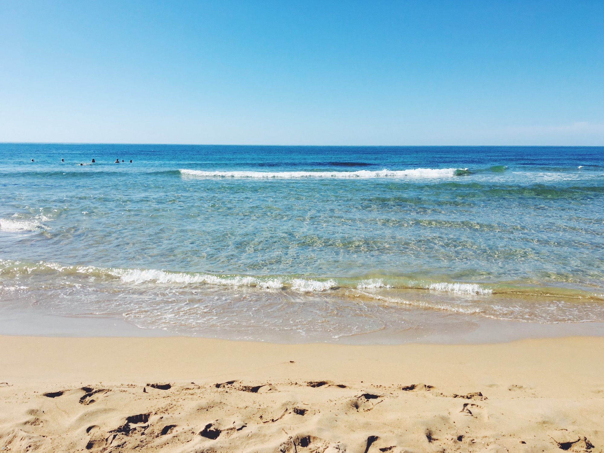 Spiaggia di Carratois, la mia preferita