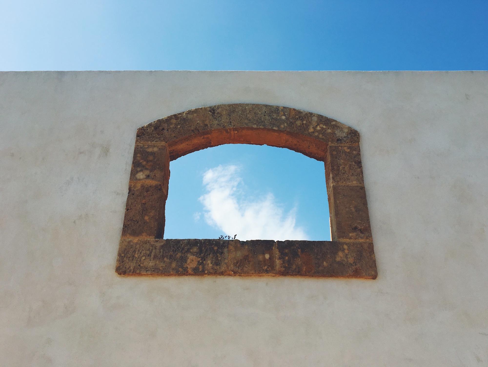Una finestra sul cielo