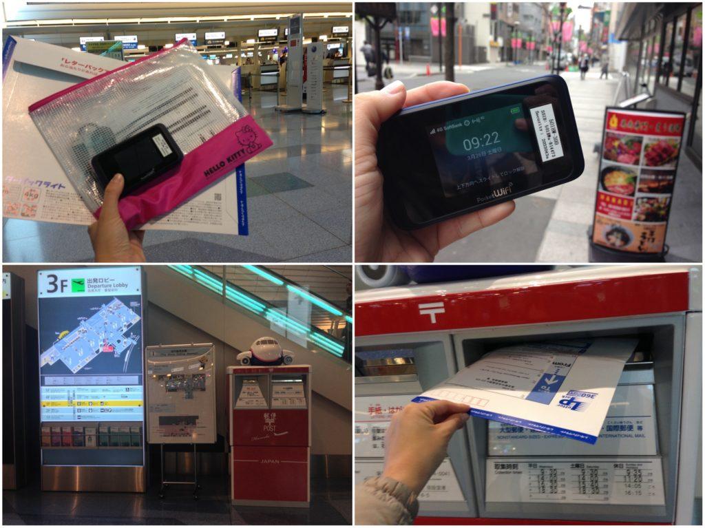 Pocket wi-fi Giappone