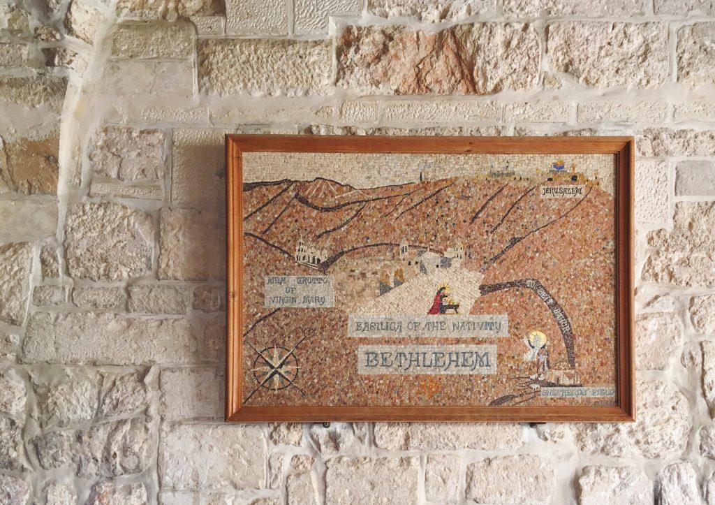 Betlemme, la chiesa della natività