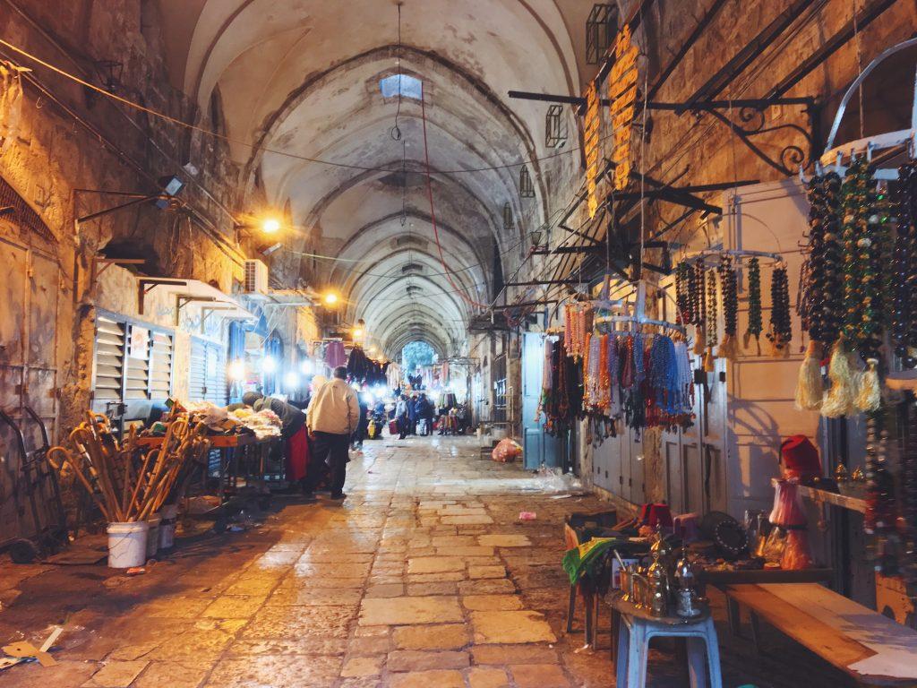 Il mercato di Gerusalemme