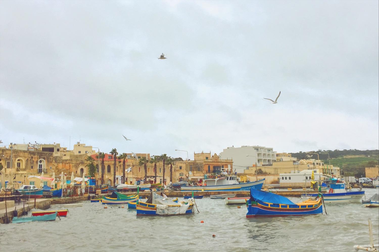 Il vento delle isole - Malta - Marsaxlokk