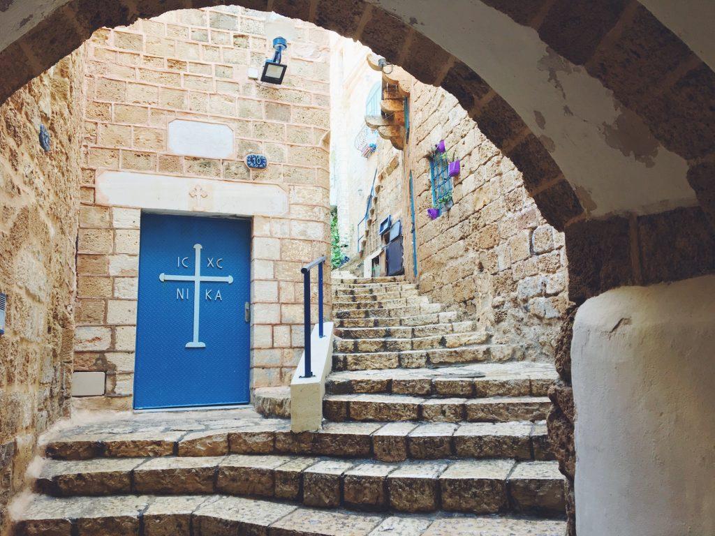 Jaffa, il quatiere arabo di Tel Aviv