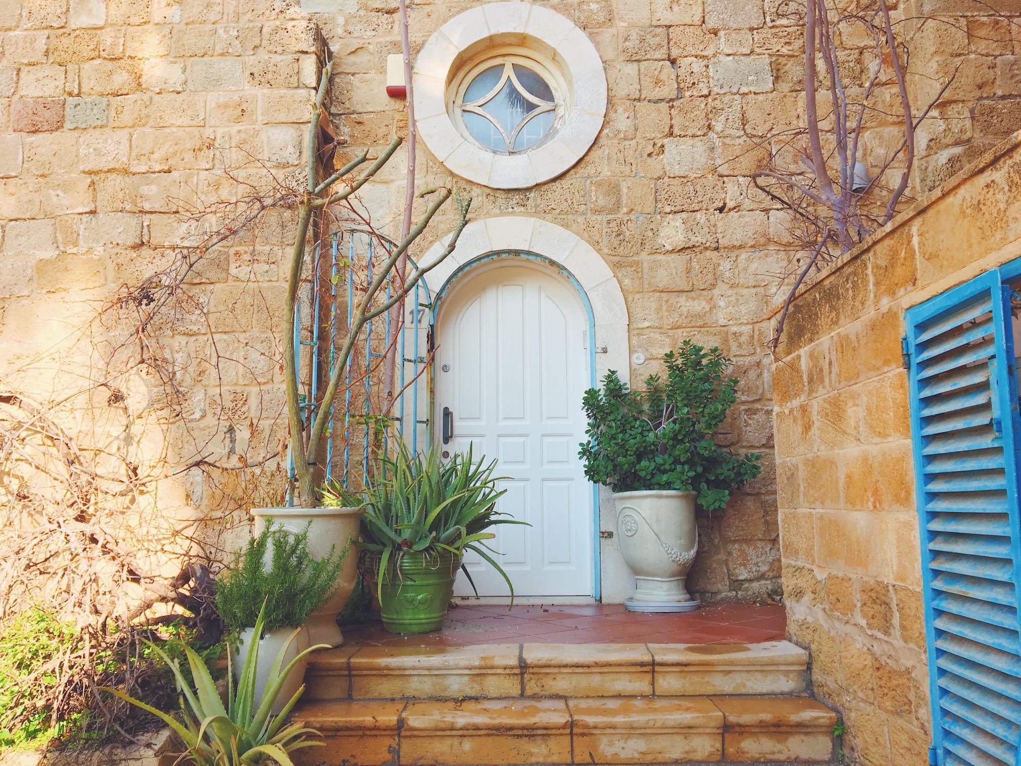 Jaffa, l'antico quatiere arabo di Tel Aviv