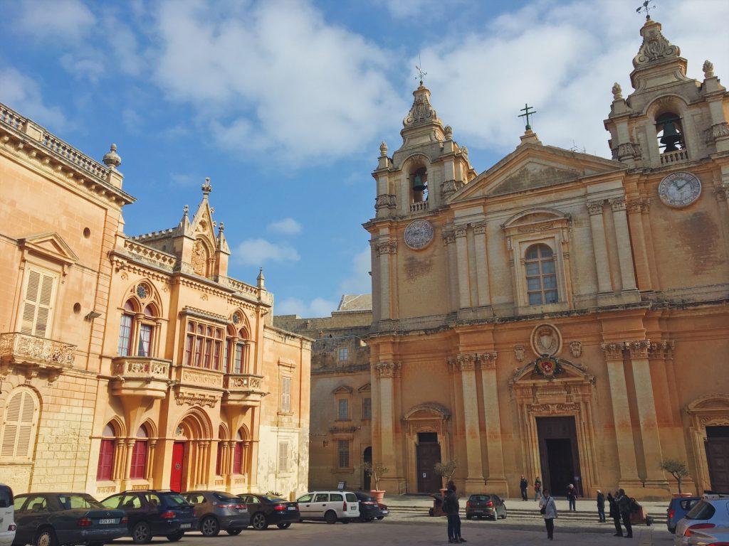 Le chiese barocche e gli edifici gotici di Malta