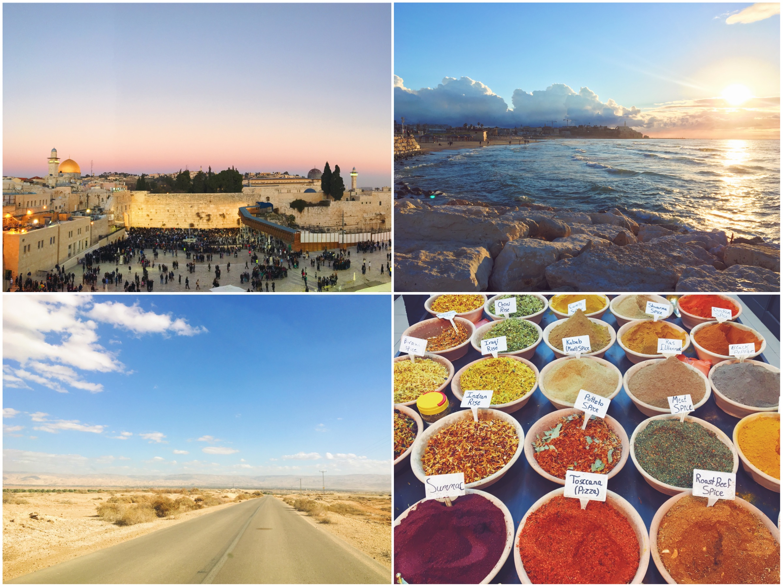 Una settimana tra Israele e Palestina