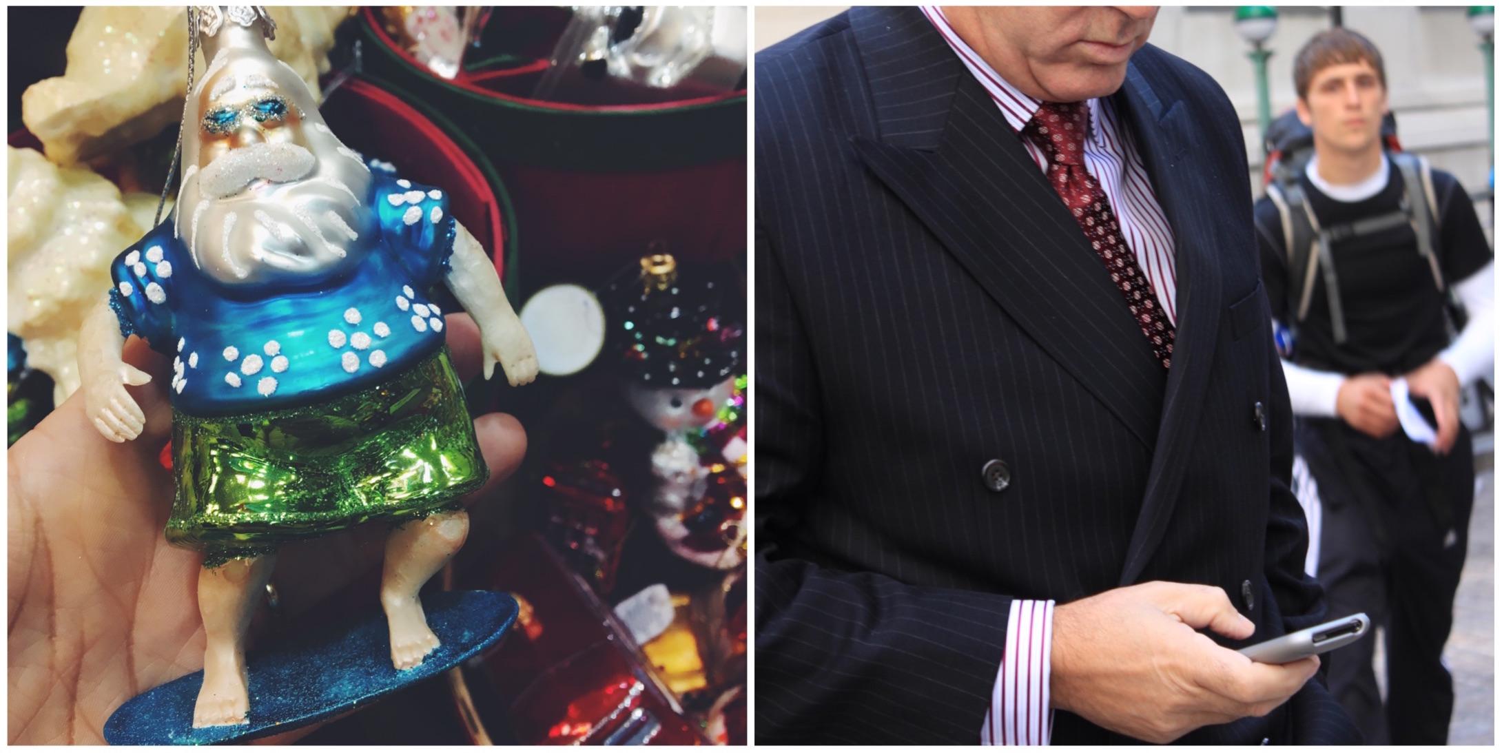 A San Francisco vanno tutti a lavorare vestititi totalmente casual, a New York i meeting si fanno in giacca e cravatta.