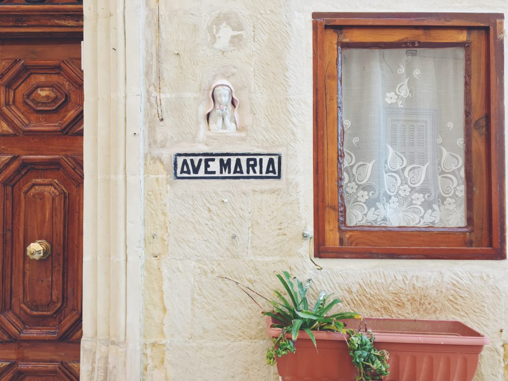 Ave Maria - la sicilia a Malta