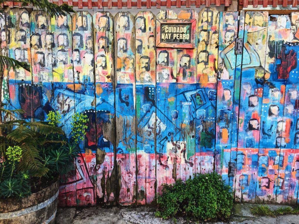 Balmy Alley - Murales nel quartiere Mission di San Francisco - Unknown