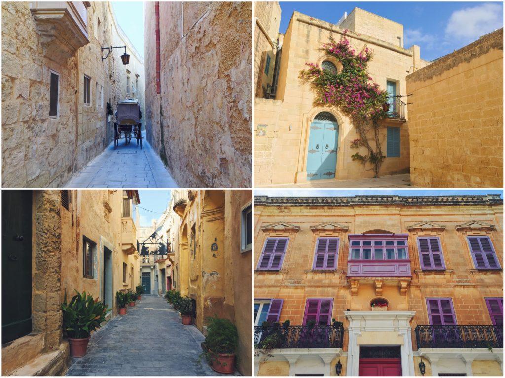 Cosa vedere a Malta - I vicoli di Medina e Rabat