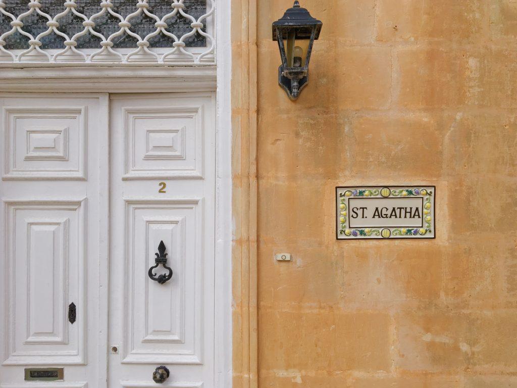 I santi a Malta