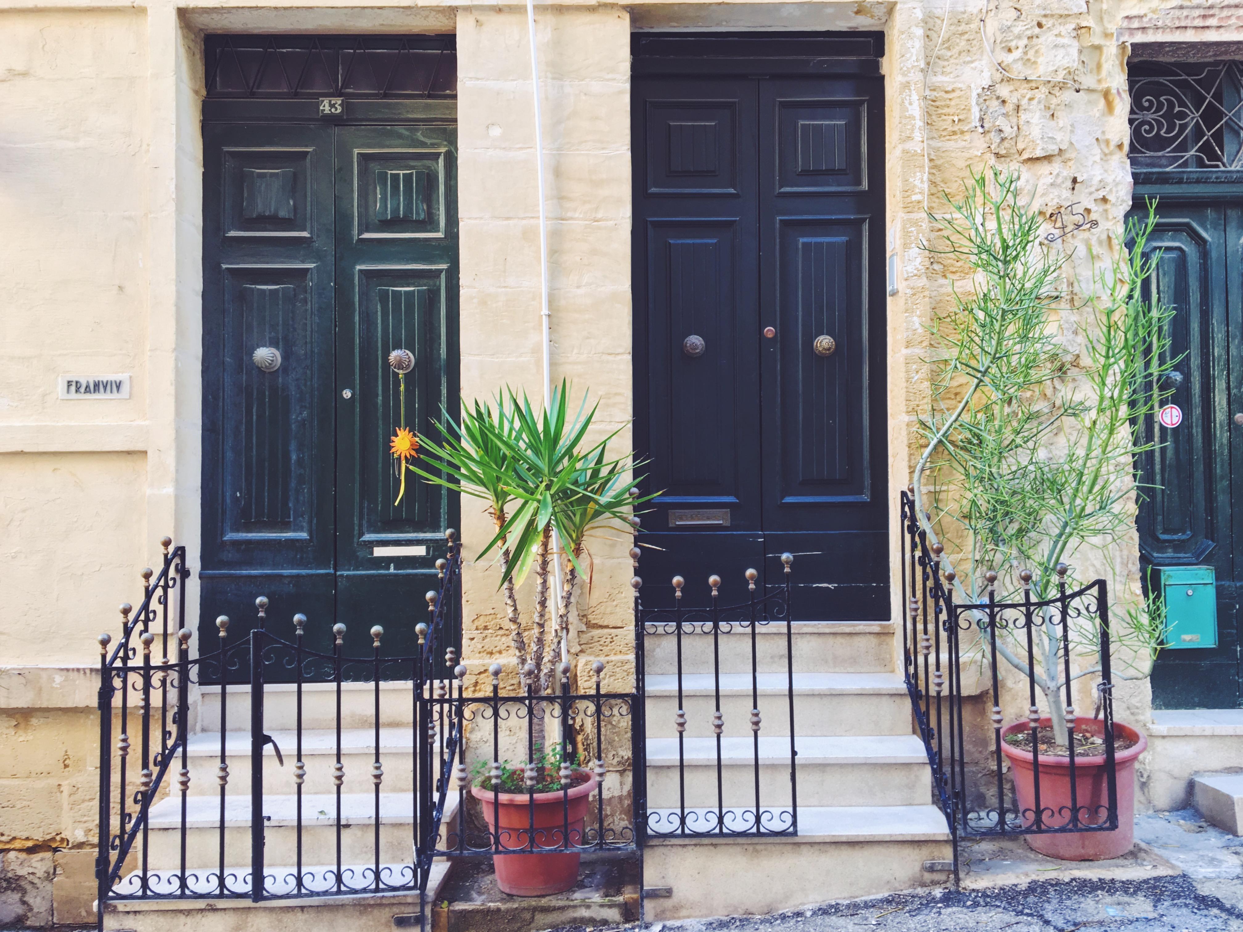 La casina di FranViv - i nomi delle case a malta