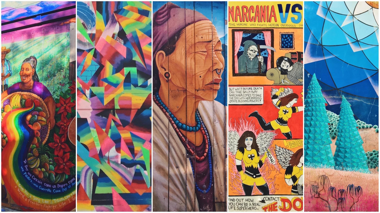 Murales di Mission - San Francisco