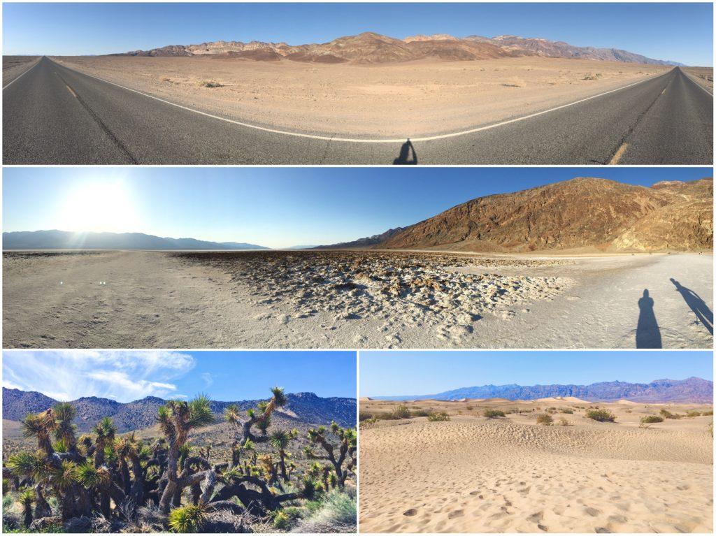 Cosa vedere all'interno della Death Valley - Valle della morte - California