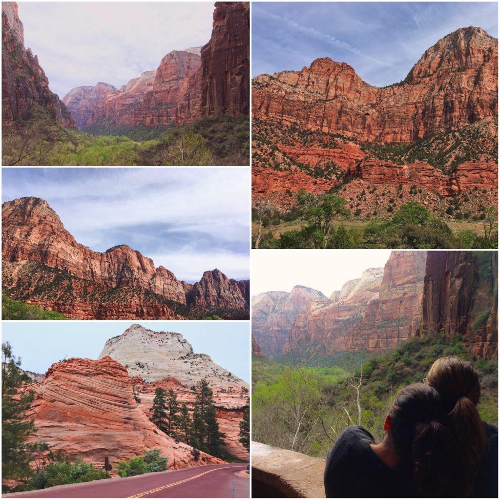 Cosa vedere e come visitare lo Zion National Park