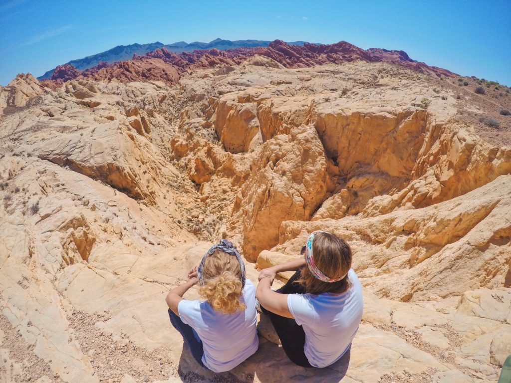 Fire Canyon - Valley of Fire