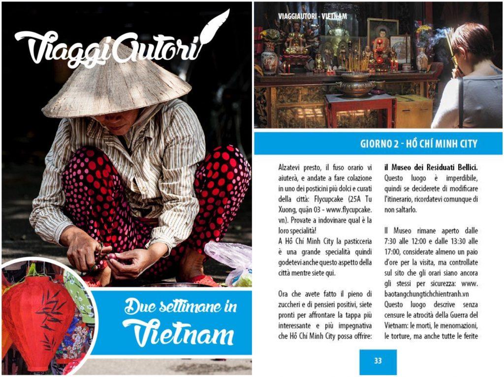Guida Viaggiautori Vietnam in due settimane