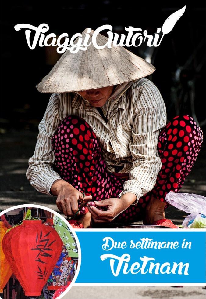 Guida di viaggio due setitmane in vietnam