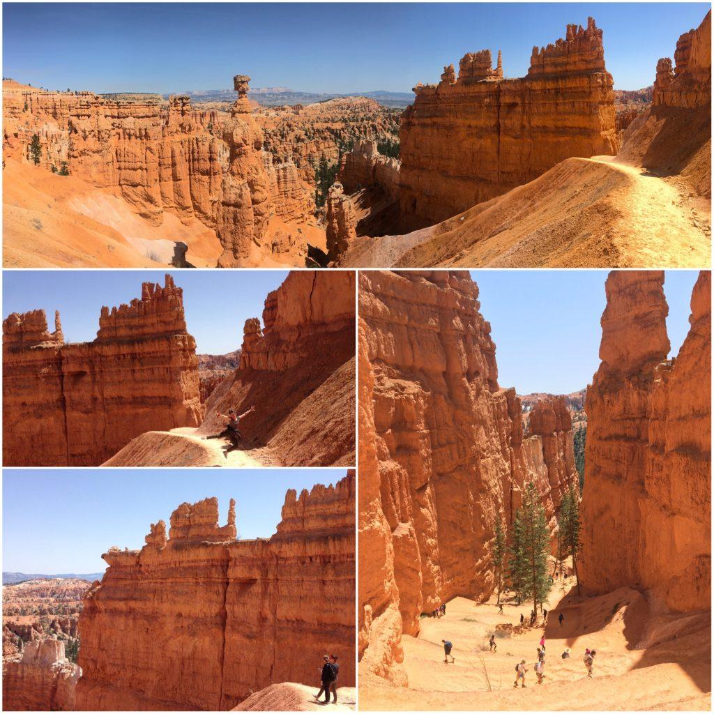 Il Navajo Loop Trail del Bryce Canyon