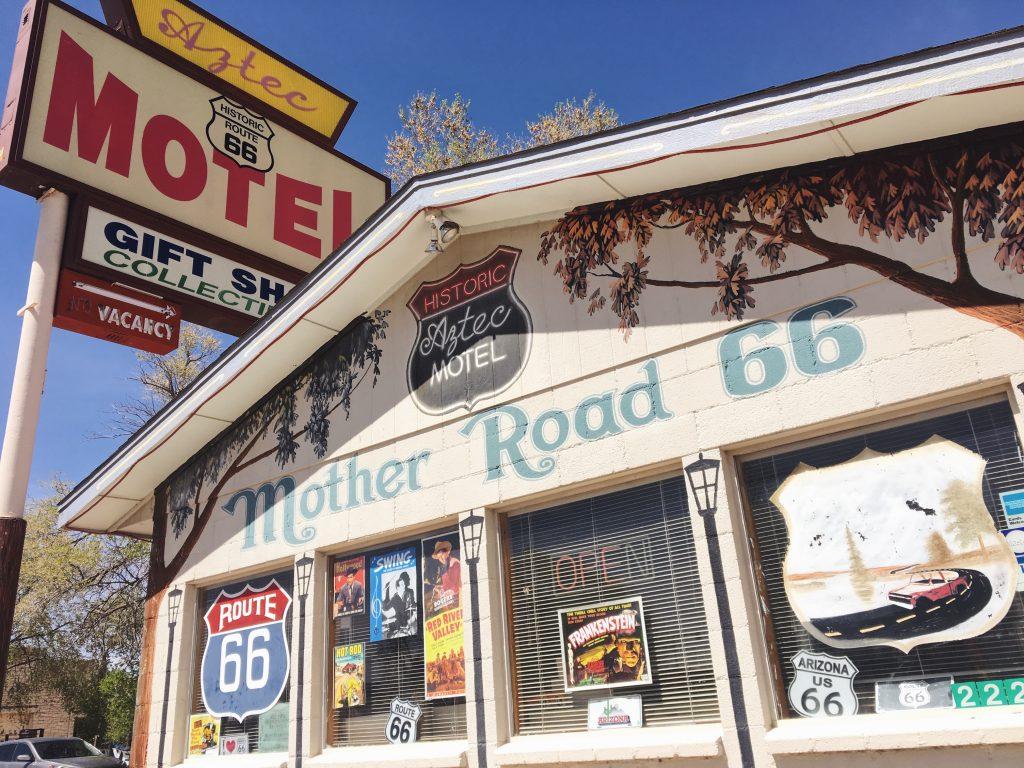 Percorrere la Historic Route 66 in Arizona