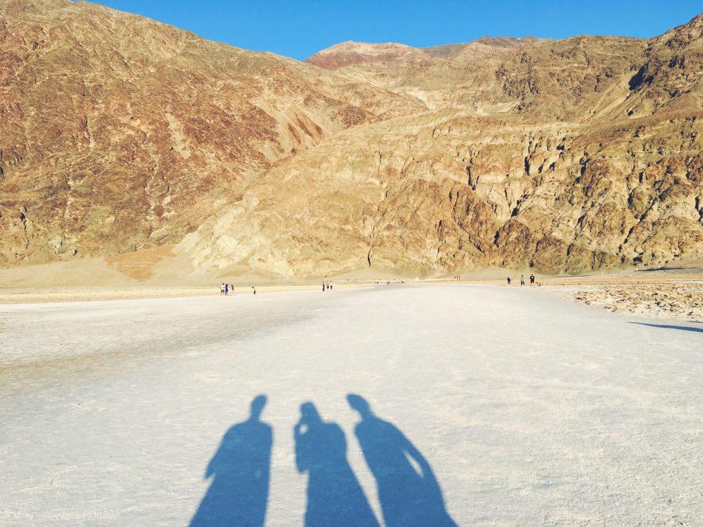 Roadtrip nella Death Valley