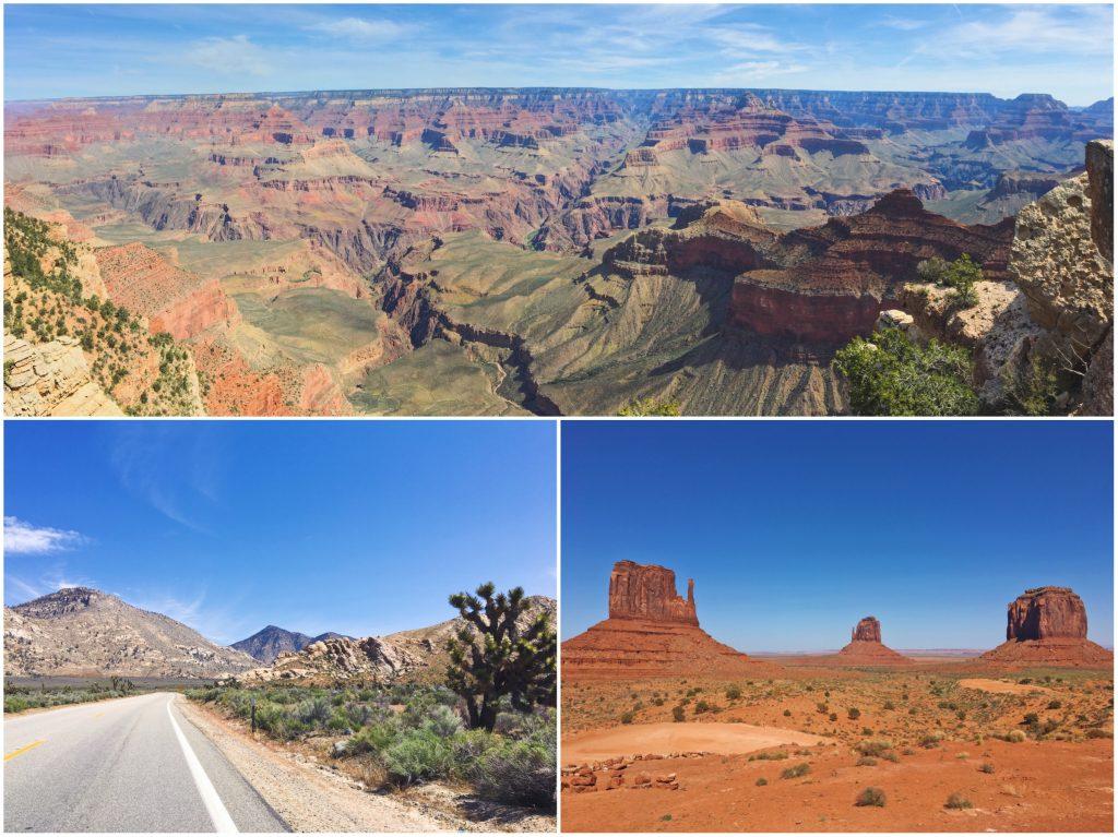 Viaggio in California, Utah, Nevada e Arizona