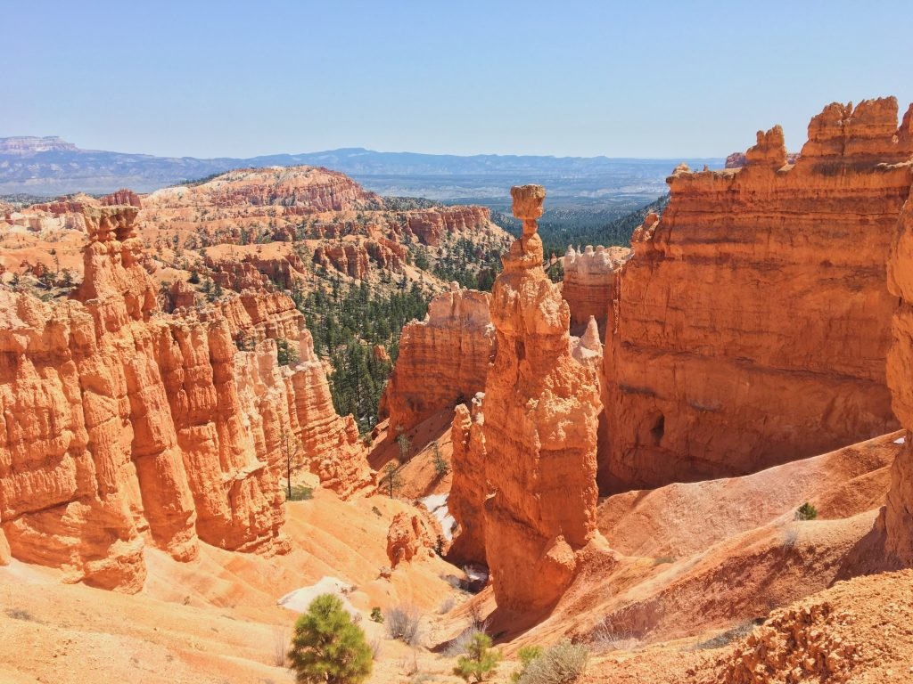 Visitare il Bryce Canyon in auto