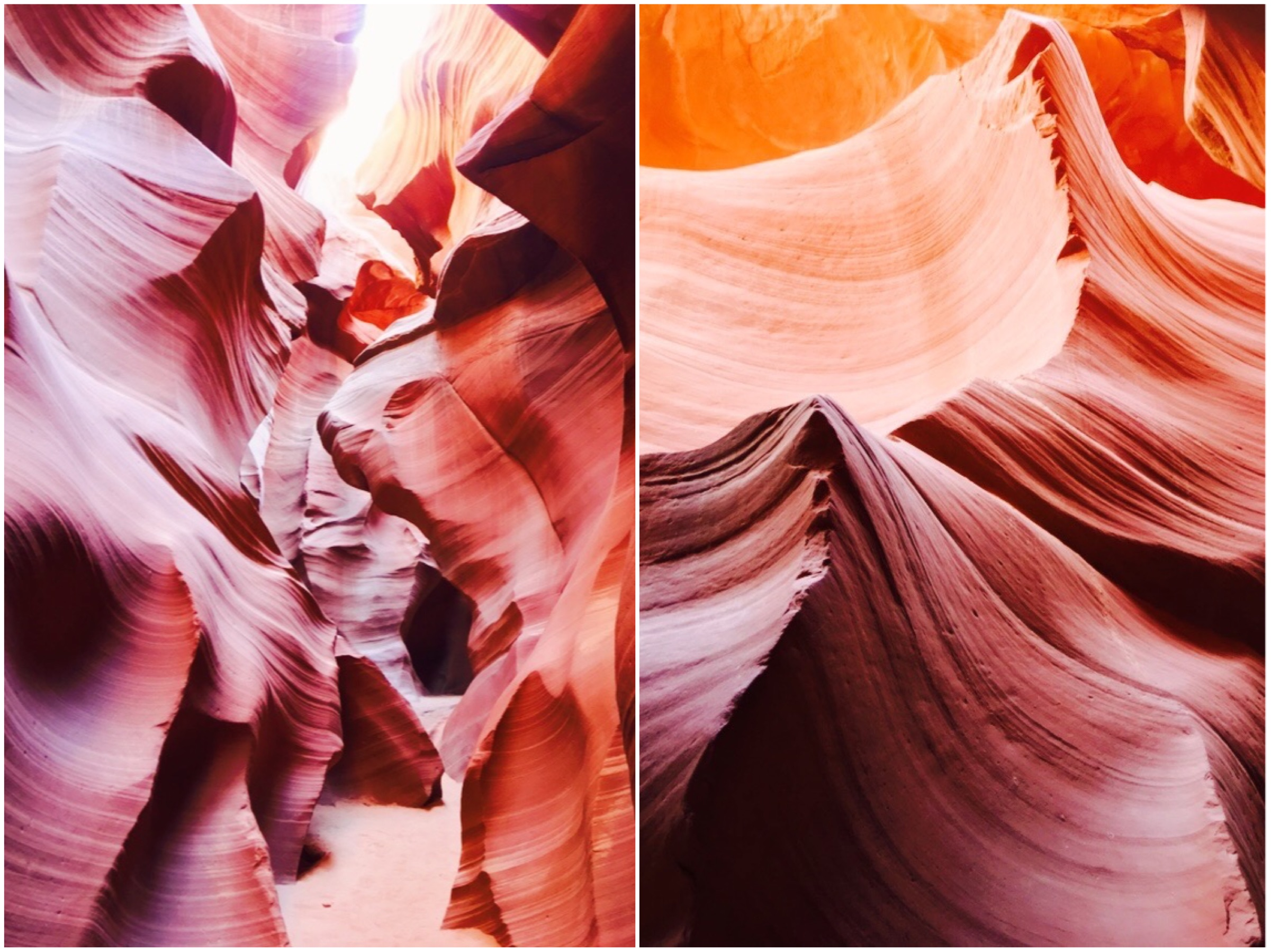 Visitare il Lower Antelope Canyon