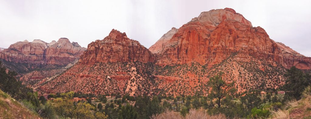 Visitare lo Zion National Park