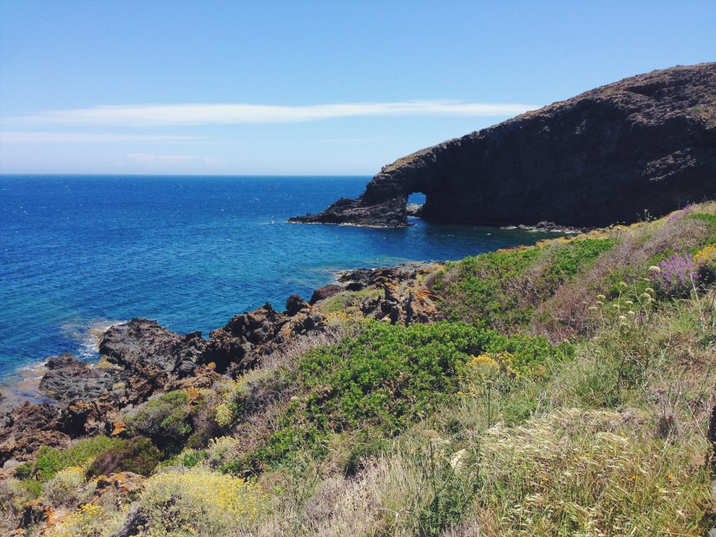 Cala Tramontana, Cala Levante e l'Arco dell'Elefante - Cosa vedere (e cosa assaggiare) in una settimana a Pantelleria