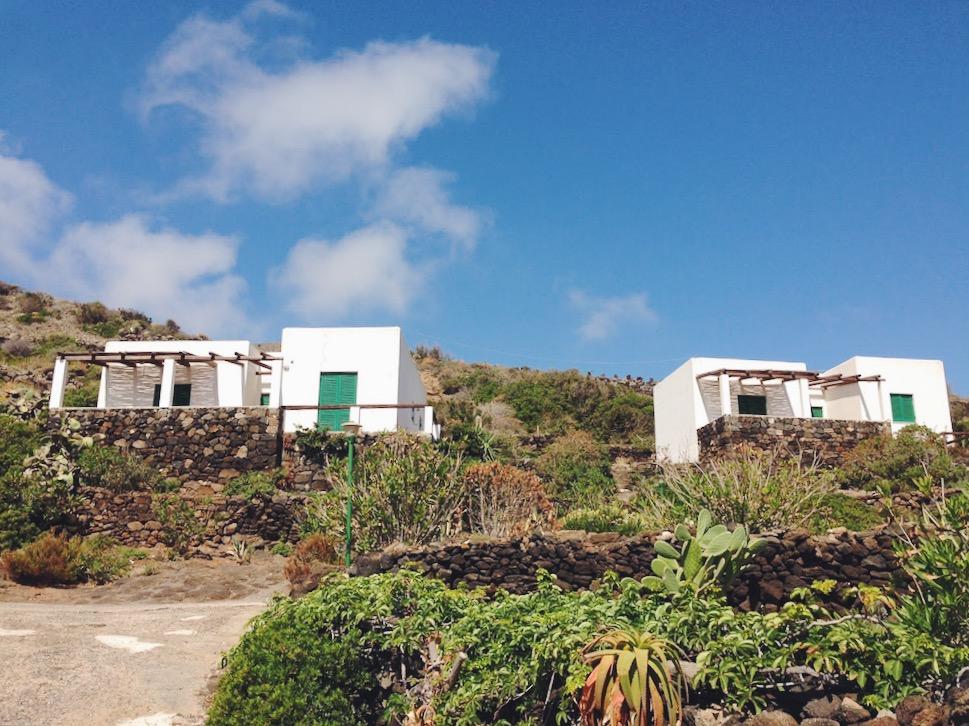 Dammusi piccoli - Le Case del Principe - dove dormire in un dammuso sul mare a Pantelleria