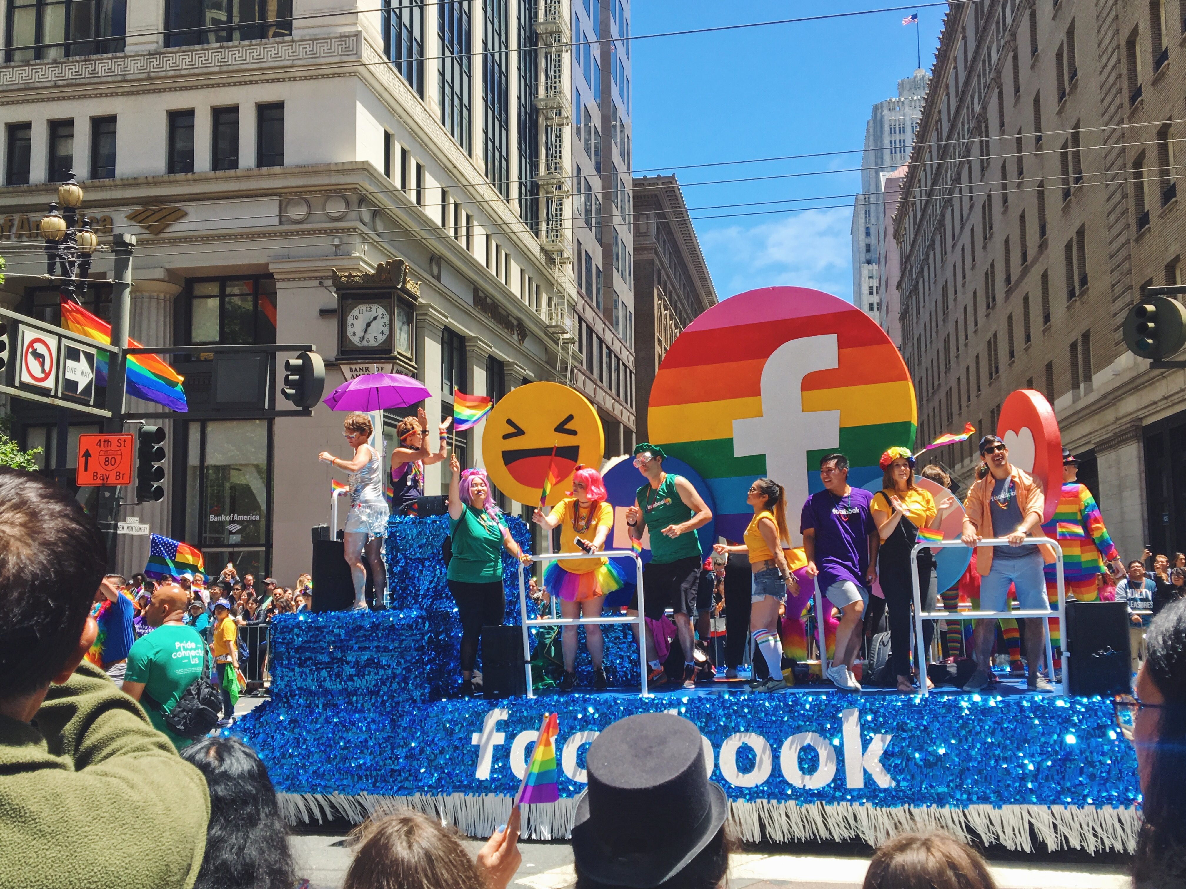 Facebook - L'evento migliore di San Francisco - la LGBTQ Pride Parade