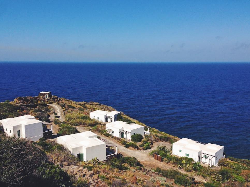 I dammusi migliori di Pantelleria - dove dormire in un dammuso sul mare a Pantelleria
